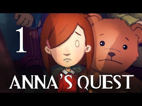 Annas Quest -  Прохождение игры на русском [#1]