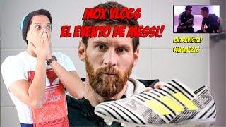 Entreviste a Ander Herrera en el Evento de Messi!!!