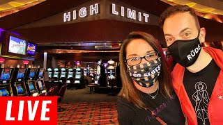 🚨 Slot Queen & BĊ with $2k LIVE SLOT PLAY! JACKPOT HANDPAY COMEBACK !