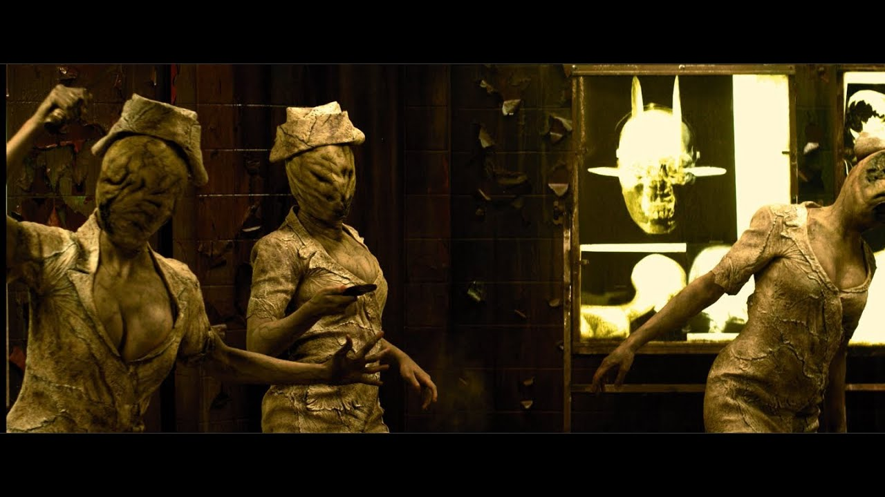 Cute Spider Wallpaper Nurse Scene From Quot Silent Hill Revelation 3d Quot 1080p Hd