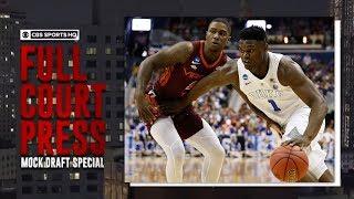 2019 NBA Mock Draft 3.0 | CBS Sports HQ