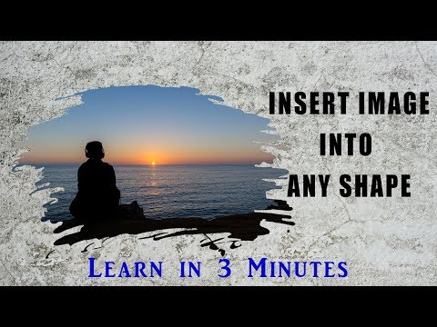 How to Insert Picture into any Shape | Clipping Mask | Adobe Photoshop Tutorial thumbnail