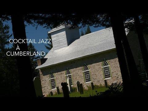 Spectacle du groupe Jazz Cocktail à l'Église St-Paul de Cumberland
