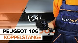 Wie PEUGEOT 406 Break (8E/F) Raddrehzahlsensor austauschen - Video-Tutorial