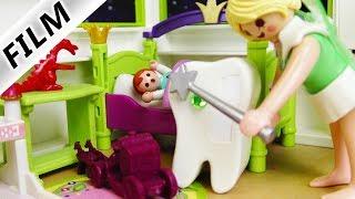 Playmobil Film deutsch ZAHNFEE BEI EMMA Hat sie wirklich einen Wackelzahn? Kinderfilm Familie Vogel