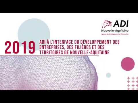 ADI Nouvelle-Aquitaine - Activité 2019