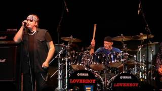 "Loverboy performs ""This Could Be The Night"" Sat 6-4-2016"