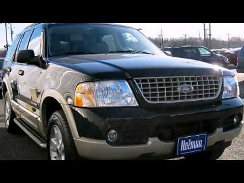 Holman Ford Maple Shade >> 2005 Ford Explorer Eddie Bauer - YouTube