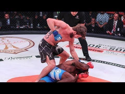 Bellator 207: Corey Browning - TKO