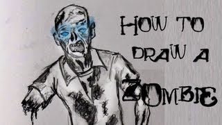 Ep. 32  How to draw a Zombie from Black Ops 2
