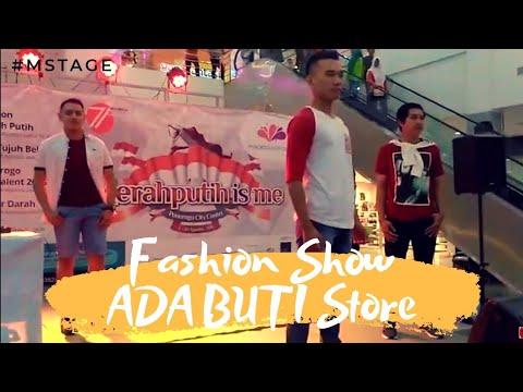 Fashion Show ADA BUTI Store | HIPHOP MERDEKA 2016