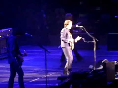 Paul McCartney Live At The BOK Arena, Tulsa, USA (Monday 17th August 2009)