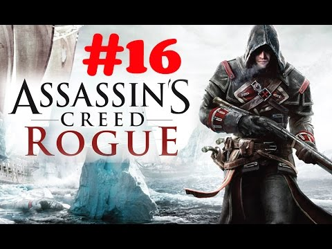"""Assassin's Creed: Rogue"" walkthrough (100% sync) Sequence 4, Memory 1: Honour and Loyalty"