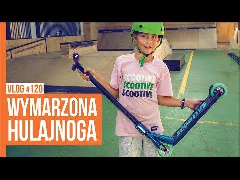 NOWA WYMARZONA HULAJNOGA / VLOG #120