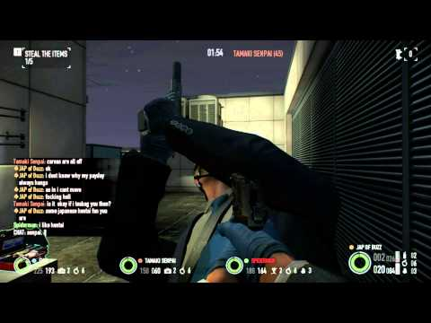 Payday 2 With Weird Hentai Fan Doing Teabag