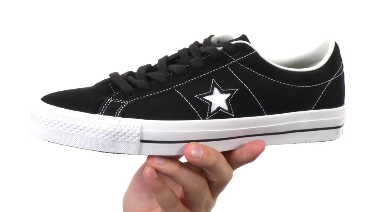 converse one star og suede ox