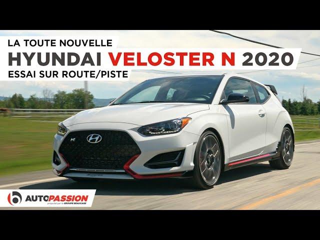 Hyundai Veloster N 2020 - Voiture Performante De L'Année !