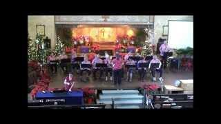 CAROL OF THE BELLS -  ukulele instrumental of Ukrainian Christmas Carol