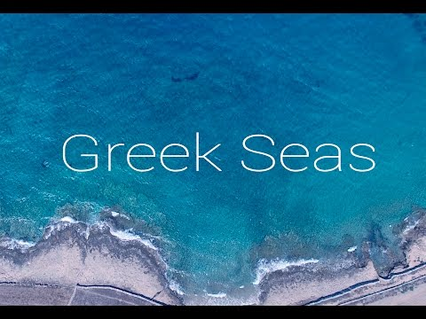 Greek Seas | Drone Video | AK_VideoProductions