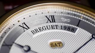 Breguet Classique Quantième Perpétuel en Ligne 7715 - Only Watch Charity Auction