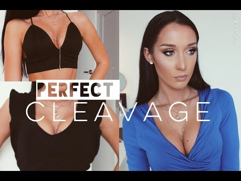 HOW TO: PERFECT CLEAVAGE FOR ANY DRESS