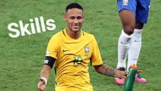 Neymar Jr Skill vs Argentina
