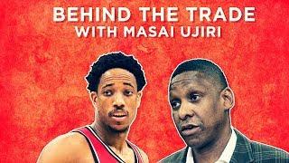 BEHIND THE TRADE WITH MASAI UJIRI | Yahoo Canada Sports