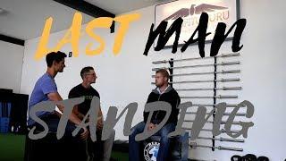 Crossfit UHURU Last Man Standing - Robert Walker interview