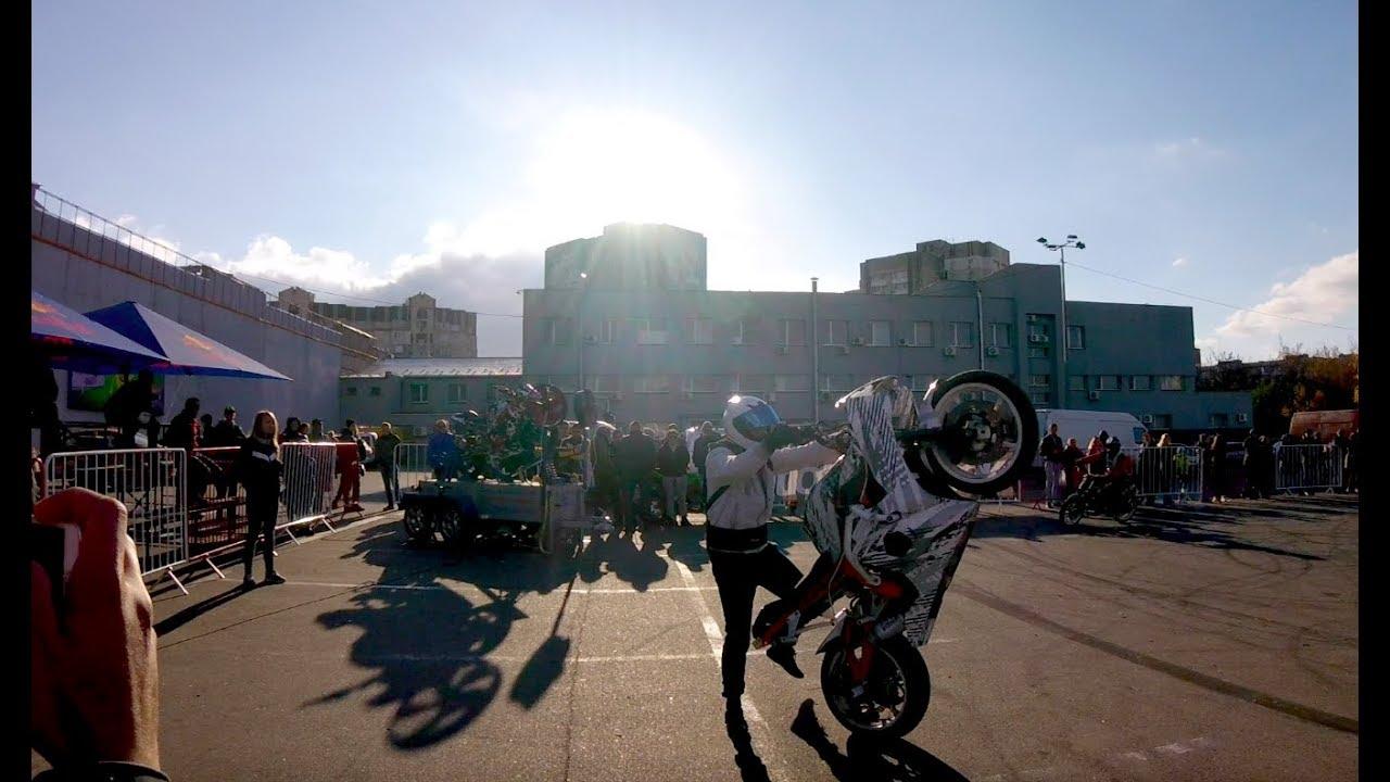 В Украине! Stunt Scooters! Мото и Битва | мото скутер и цена
