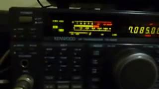 Kenwood Mc-85 Deluxe Microphone