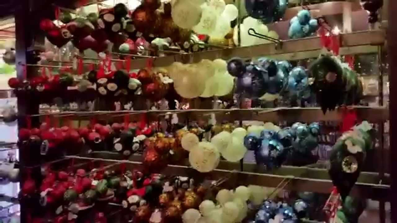 Ye olde christmas shoppe at magic kingdom 12 11 2014 youtube for The christmas shop