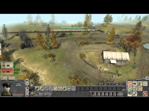 Let's Play Men Of War Part.1- Baptism by Fire |