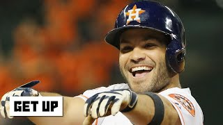 MLB finds 'no evidence' that Astros used electronic devices in sign-stealing scandal | Get Up