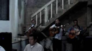 VOCES Y GUITARRAS DEL ESPINAL OAXACA EN MINATITLAN VER.