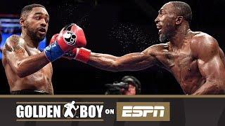 Golden Boy On ESPN: Travell Mazion vs Daquan Pauldo (Full Fight)
