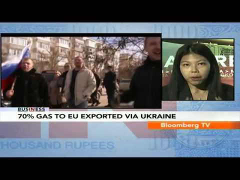 In Business- Ukraine Crisis: Oil Prices Spike