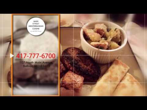 Main Street Mediterranean Cuisine - Local Restaurant in Bolivar, MO 65613