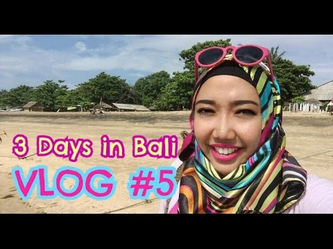 3 DAYS IN BALI | TRAVEL VLOG #5