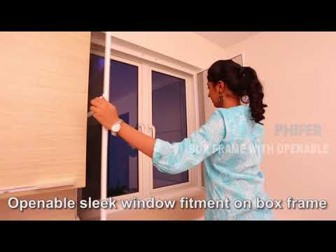 Mosquito Net For Windows-demo