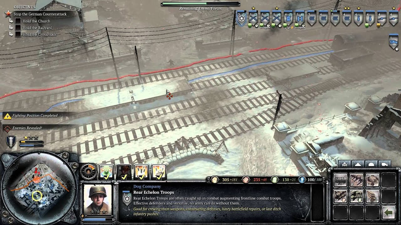 Company Of Heroes 2 A Little Guide To Ardennes Assault Expansion
