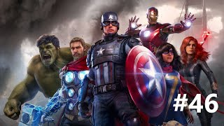 AIM Now Has Giant Warbots - Marvel Avengers Walkthrough Part 46