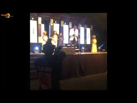 TFAA2017: Mayorkun performs MAMA, Debola Williams gives amazing speech and more.