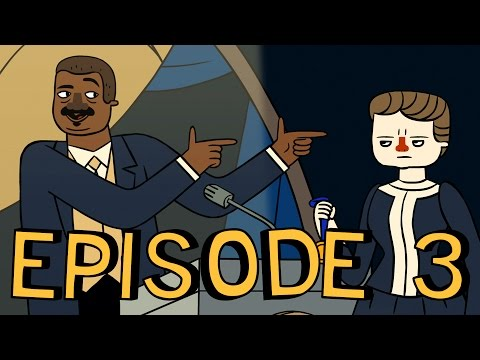 Super Science Friends Episode 3: Nobel of the Ball | with Neil deGrasse Tyson | Animation