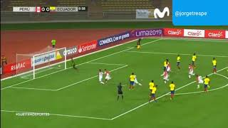 Baixar Perú Vs Ecuador | Sudaméricano Sub 17 (29/03/2019)
