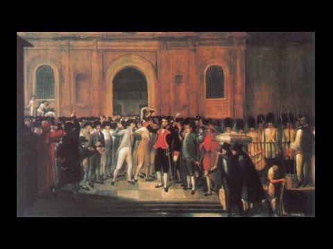 19 de abril de 1810: el cuadro de Juan Lovera. Equipo 4