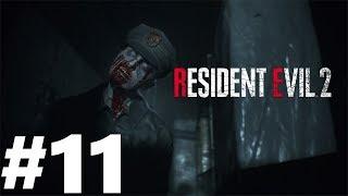 Resident Evil 2 (11) — Biuro Komendanta