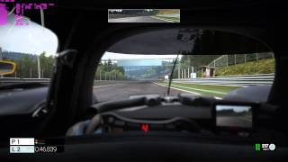 Project Cars Helmet Cam Gameplay - Spa - Ultra - GTX 970