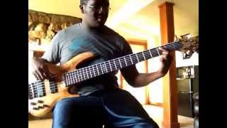 Gospel Bass Guitar Lesson: Shout Lick