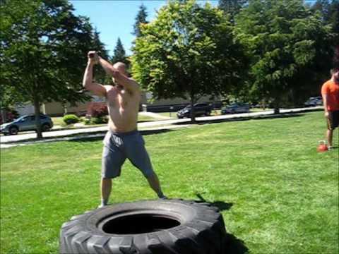 CrossFit Empower Caveman Training June 4