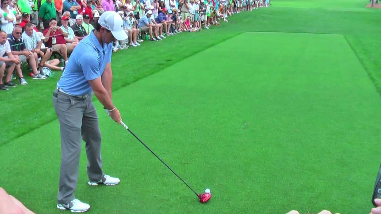 Rory Mcilroy Is Floating His Heel Updated Wax Golf